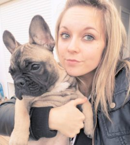 pHOTO NALA BOULEDOGUE FAUVE